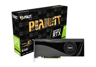 Видеокарта Palit GeForce RTX 2070 Super X 8GB GDDR6 (NE6207S019P2-180F)