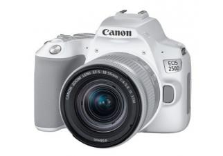 Фотоаппарат Canon EOS 250D Kit 18-55 IS STM (белый)