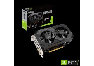Видеокарта Asus TUF Gaming GeForce GTX 1650 4GB GDDR6 TUF-GTX1650-4GD6-P-GAMING